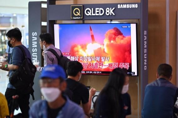 Noord-Korea vuurt opnieuw projectiel af en vertelt VN het recht te hebben wapens te testen