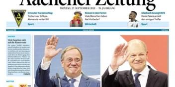 Mediahuis zet eerste stappen in Duitsland