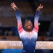 Simone Biles: 'Had niet mogen deelnemen aan Olympische Spelen, maar wilde hem dat niet van me laten afnemen'