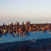 Ruim 500 migranten aan boord van oude vissersboot aangekomen in Lampedusa