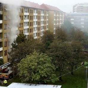 Zestien gewonden bij explosie in Göteborg, kwaad opzet niet uitgesloten