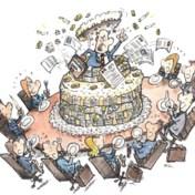 Toezichthouder vraagt banken geen dividendfeestje te bouwen