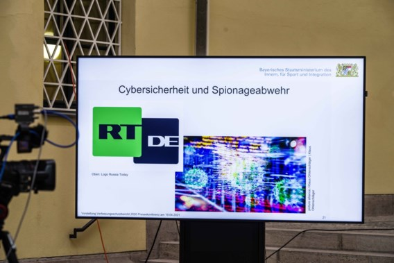 Youtube haalt Duitse versie van Russisch staatsmedium RT offline: 'Mediaoorlog'