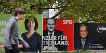 Jonge Duitsers stemden vooral groen en liberaal