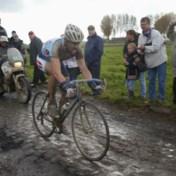 Eindelijk nog eens regen tijdens Parijs-Roubaix? 'Laat het sturen over aan je fiets'