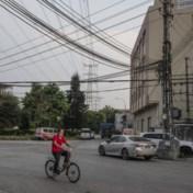 China met handen in het haar door energietekort