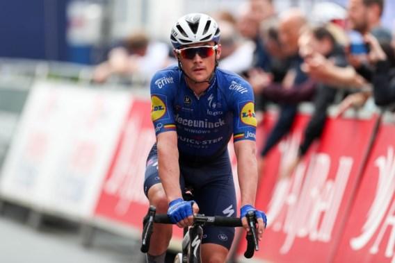 Na Wout van Aert sprint ook Yves Lampaert naar winst in Ronde van Groot-Brittannië