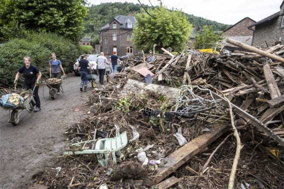 Vlaamse regering en verzekeraars betalen waterschade midden juli volledig terug