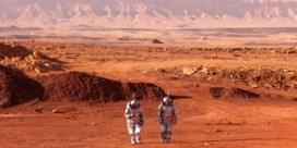 Wetenschappers simuleren missie op Mars in Israël