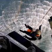 Belgische reddingshelikopter redt 38 transmigranten voor Franse kust