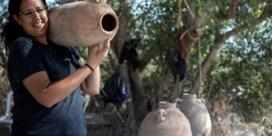 Archeologen ontdekken gigantische wijnsite van 1.500 jaar oud in Israël