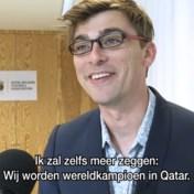 Woordvoerder Rode Duivels in DIW: 'Hebben ze bij VTM echt niemand beter dan Gilles De Bilde?'