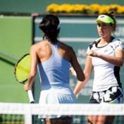 Elise Mertens bereikt halve finales dubbelspel Indian Wells