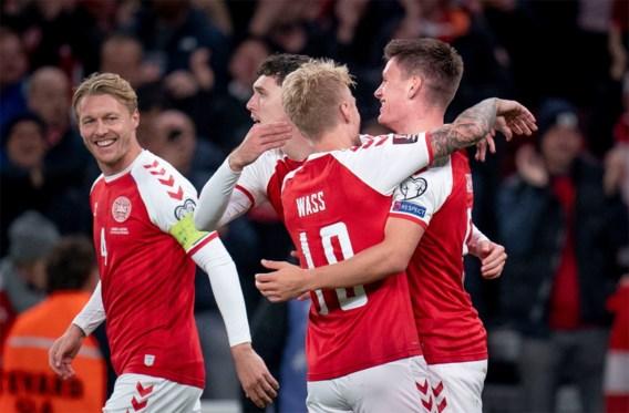 Na Duitsland plaatst ook Denemarken zich voor WK in Qatar