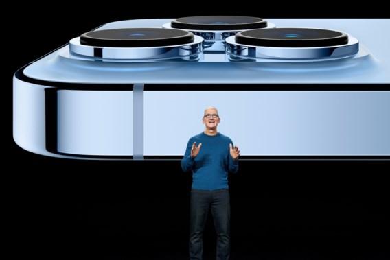Apple heeft te weinig chips voor iPhone 13