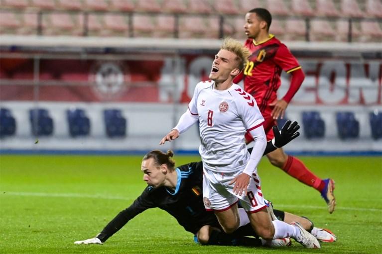 Jonge Duivels doen gouden zaak met winst tegen Denemarken