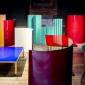 Het design van Muller Van Severen is oogstrelend elegant