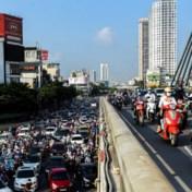 Getraumatiseerde arbeiders hollen terug naar Vietnamese platteland