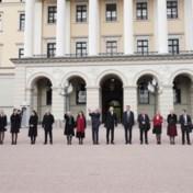 Twee overlevenden van Utøya en meerderheid van vrouwen in nieuwe Noorse regering