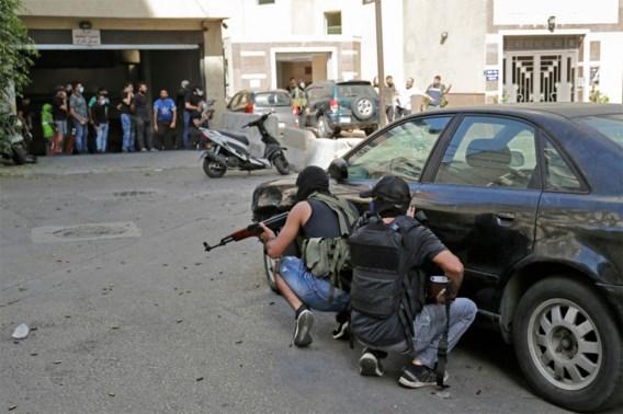 Manifestatie in Beiroet loopt uit de hand: zes doden en dertigtal gewonden