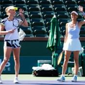 Elise Mertens bereikt dubbelfinale Indian Wells