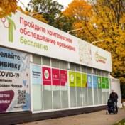 Zelfs cash en loterijen verleiden Russen niet tot prik