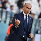 Bondscoach Roberto Martinez veegt geruchten van tafel: 'Barcelona nam geen contact op met mij'