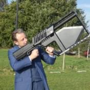 Antwerpse politie kan nu drones uit de lucht schieten: Bart De Wever demonstreert hoe