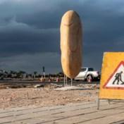 Is het een aardappel of een penis? Internet spot met Cypriotisch standbeeld