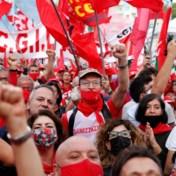 Italië lijkt coronapas zelfsop de werkvloer te slikken