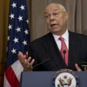 Amerikaans oud-minister Buitenlandse Zaken Colin Powell overlijdt aan gevolgen covid op 84