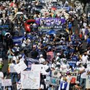 Duizenden mensen op straat tegen Salvadoraanse president en bitcoin