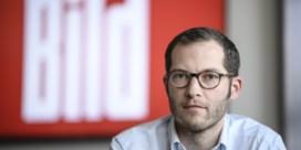 Hoofdredacteur Duitse krant Bild ontslagen