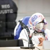 Ex-nazisecretaresse weigert het woord te nemen op proces