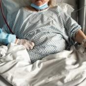 Ziekenhuisopnames stijgen met bijna dertig procent