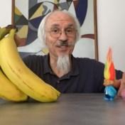 Poppenkast met bananen en trollen