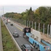 Plaatsing van geluidsmuren op E40 veroorzaakt sluipverkeer