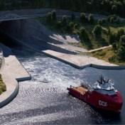 Noorwegen plant grootste scheepstunnel ter wereld