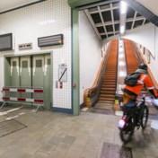 Antwerpse fietser raakt niet van ene naar andere oever