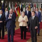 Merkel predikt verzoening op haar 107de en laatste (?) top