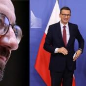 Benelux-premiers leggen Poolse kwestie op bord van Michel