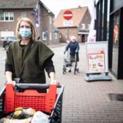Mondmasker is terug van weggeweest in Meeuwen