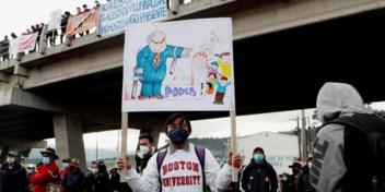 President Guatemala pest magistraten weg