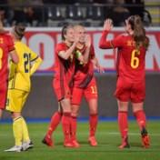 Red Flames met monsterscore voorbij Kosovo in WK-kwalificatie, Tessa Wullaert scoort hattrick