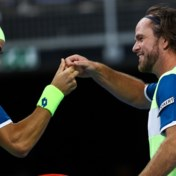 Xavier Malisse geplaatst voor halve finale in dubbelspel European Open