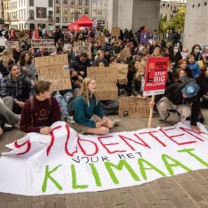 1.400 deelnemers opgedaagd voor Gentse klimaatmars