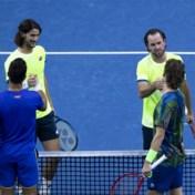 Terugkeer Malisse eindigt in halve finale dubbelspel European Open