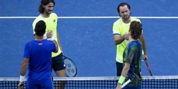 Terugkeer Malisse eindigt in halve finale dubbelspel European Open: 'Buitengewone week'