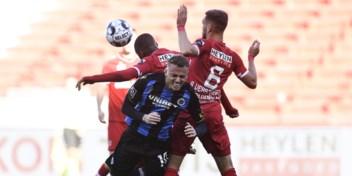 Twee goals en twee rode kaarten in spannende topper tussen Antwerp en Club