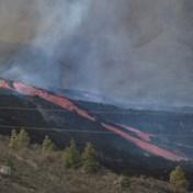 Nieuwe krater zorgt voor extra lavastroom op La Palma